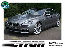 BMW 640 Gran Coupe LED Navi Head Up HiFi GSD LM 19''